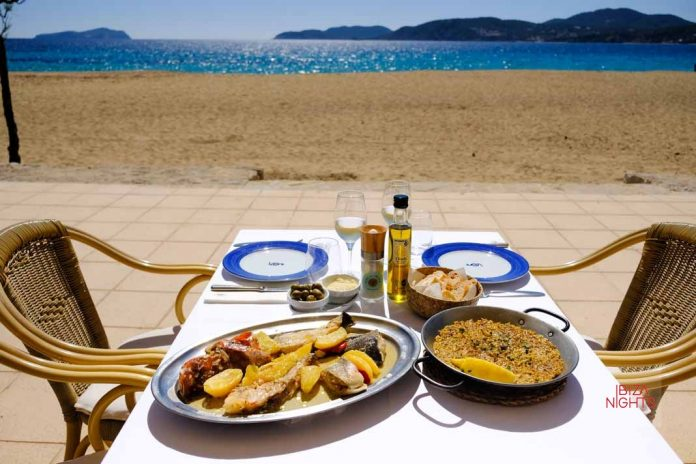 Restaurante Can Gat, Cala de Sant Vicent