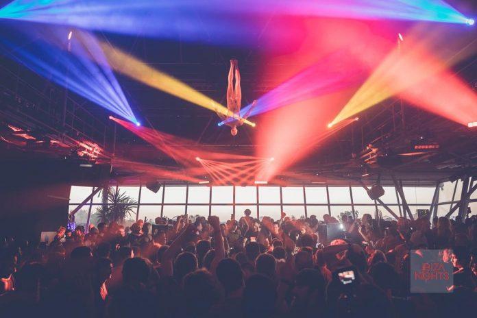 Afterlife Privilege. El amanecer desde el Vista Club es realmente espectacular. Foto: Damiano Alessandri