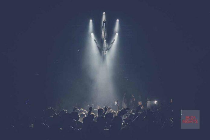 Icono de Afterlife, la fiesta que va 'más allá de la muerte'. Fotos: Hï Ibiza