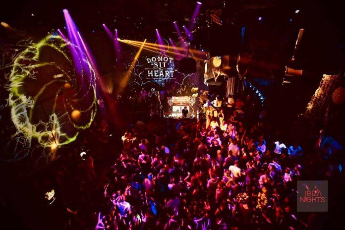 Esta noche el público podrá bailar al incansable ritmo de Guy La Liberté. Foto: Heart Ibiza