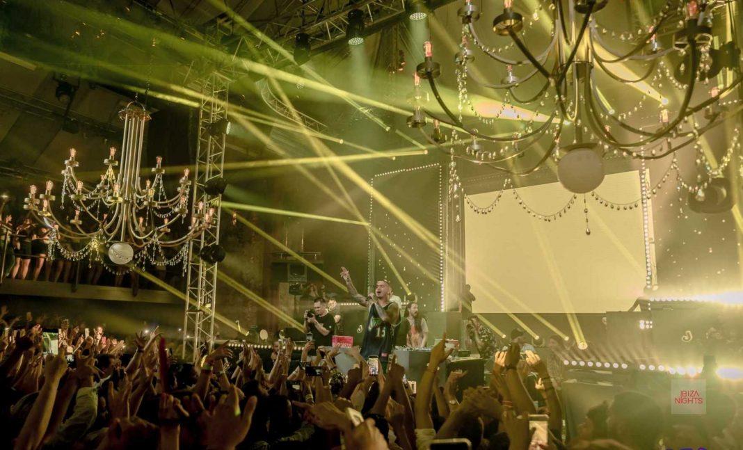 Ambientazo en Amnesia la noche del miécoles con Vibra! Fotos: Pablo Dass