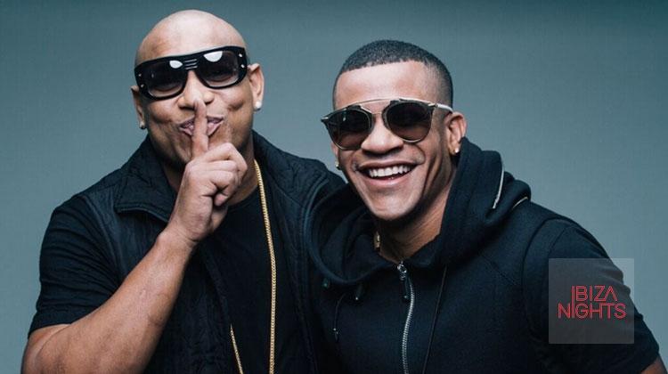 Gente de zona, el famoso dúo cubano que llenará de ritmo latino la sala del club.