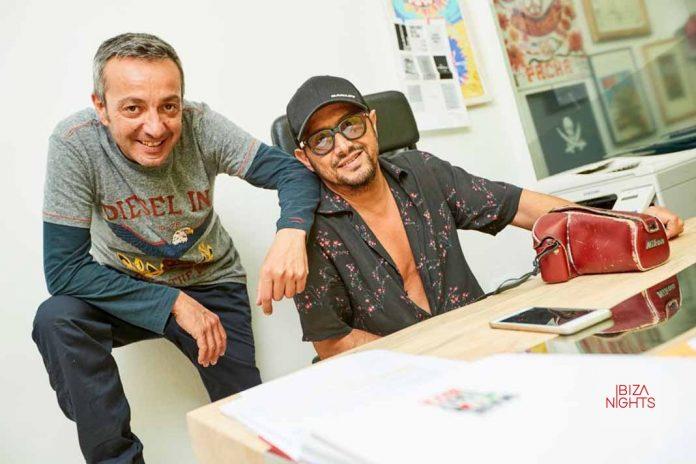Rossano y Alessandro son los creadores de la exitosa fiesta Vibra!