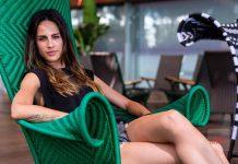 Brina Knauss es una de las nominadas en la categoría 'newcomers' de los Dj Awards. Foto: Sergio G.Cañizares