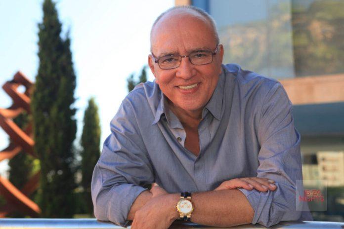 Brasilio de Oliveira es uno de los principales promotores del ocio nocturno en Ibiza.