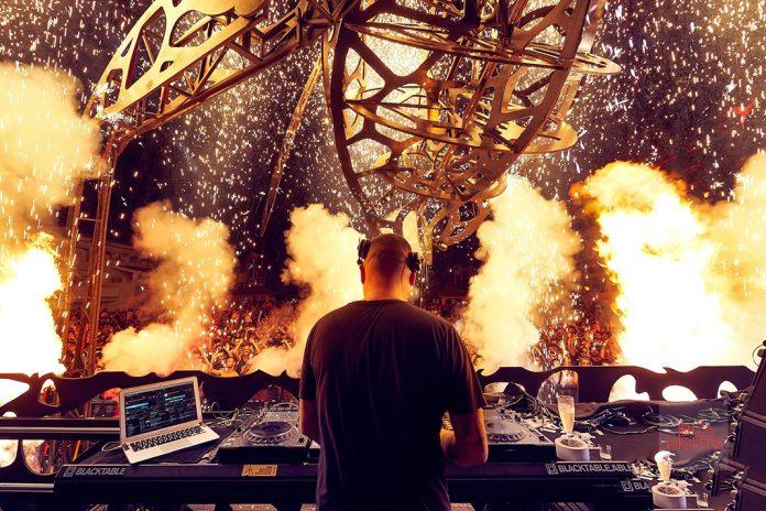 Los dj con el sonido más fuerte visitan el escenario. Foto: Ushuaïa Ibiza