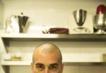 Luciano Scardaccione, jefe de cocina del restaurante de Ocean Beach Ibiza. Foto: Ocean Beach Ibiza