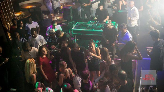 La fiesta está servida cada martes en Backstage. Foto: STK Ibiza