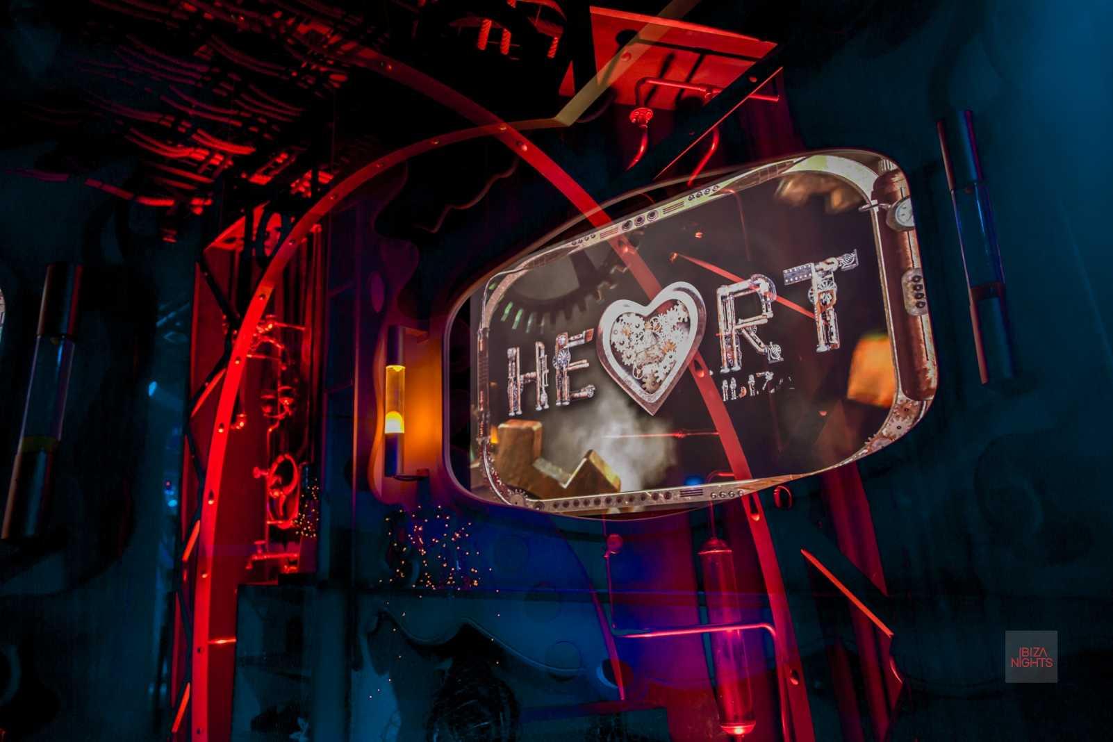 Heart Ibizalate fuerte esta noche