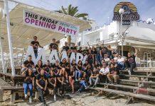 Café Mambo abre sus puertas una temporada más esta tarde. Foto: Café Mambo