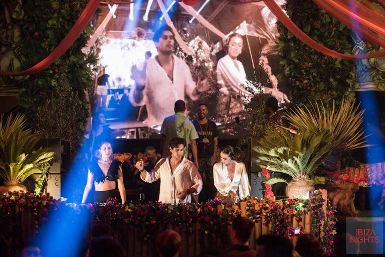 People From Ibiza inaugura su residencia en Amnesia