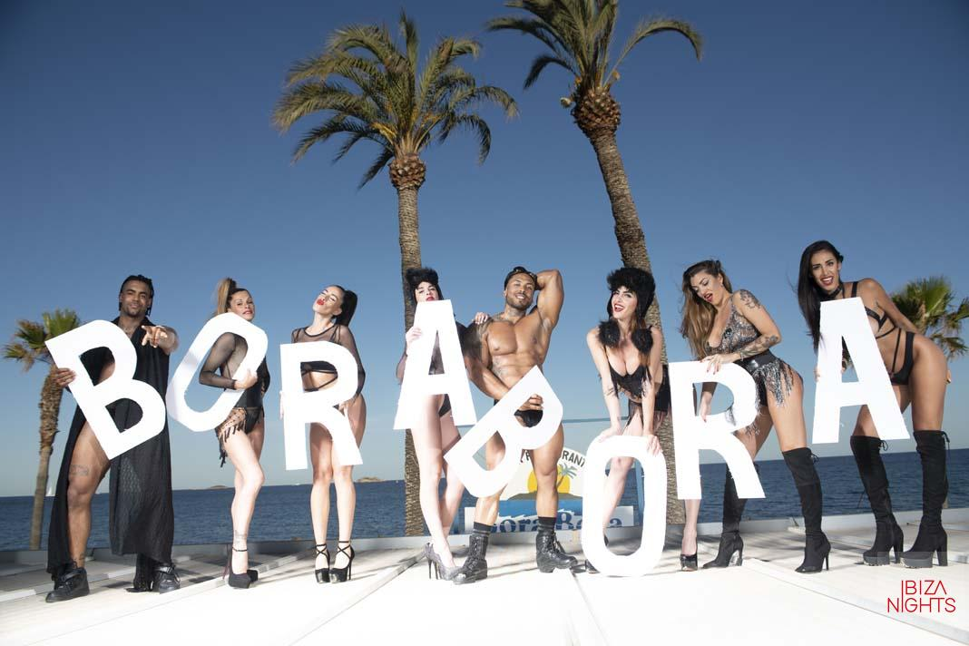 Un beach club mundialmente famoso. Foto: Jorge Ribeiro