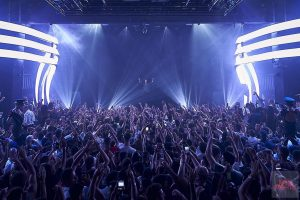 Guetta celebra su primera residencia en Hï Ibiza este año. Foto: Hï Ibiza