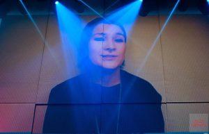 Maya Janes Cole se erigió como reina del deep house y no pudo acudir a la ceremonia.