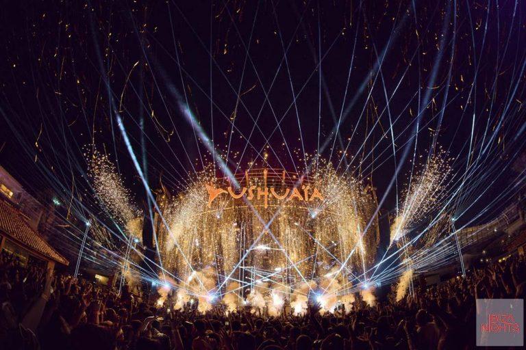 Llenazo total en el 'closing' de Ushuaïa Ibiza