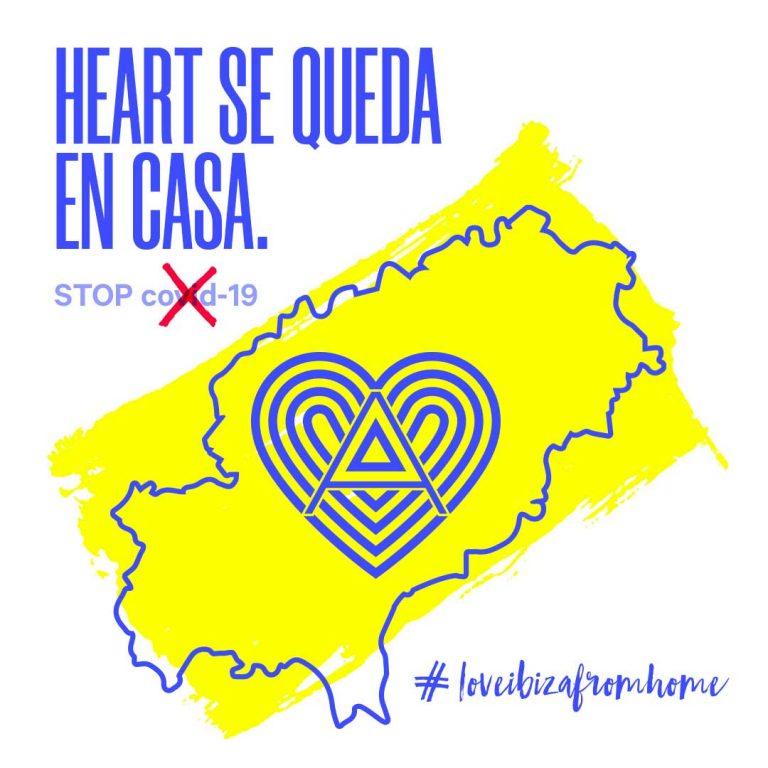 Heart Ibiza aplaza todos sus eventos del mes de abril